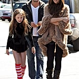 The Beckinsale-Wiseman Family