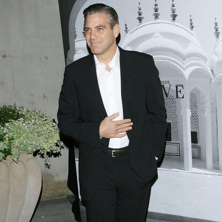 George Clooney Married in Giorgio Armani | POPSUGAR Fashion Australia