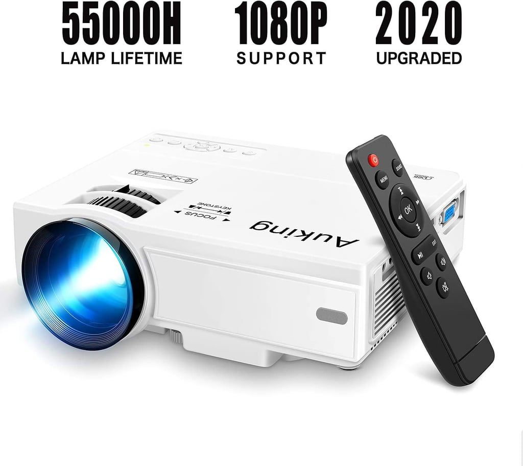 Mini Portable Video Projector
