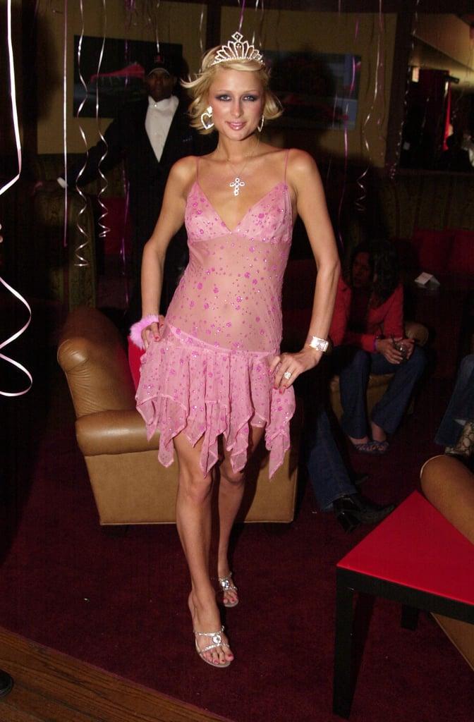 Paris Hilton Style 2000s