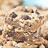 Triple-Threat Peanut Butter Cookie Bars