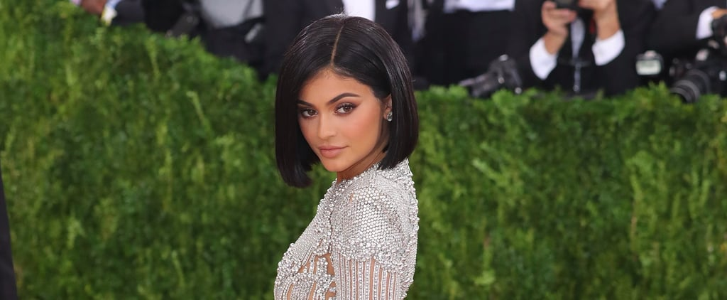It's About to Get Lit: Kylie Jenner Is Working on Highlighters