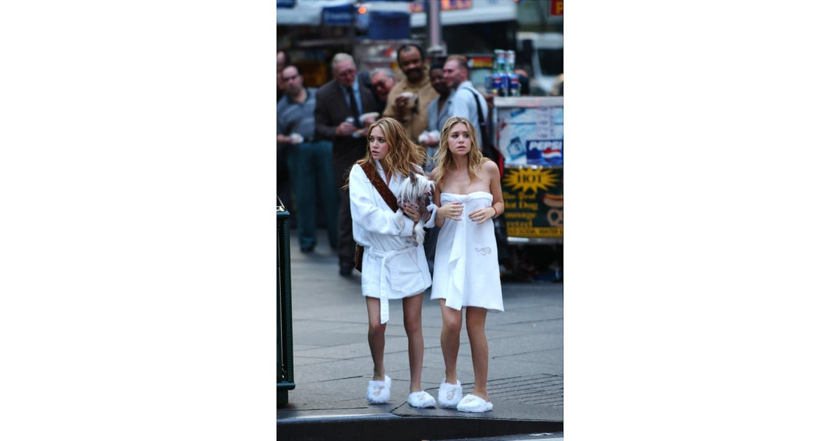New York Minute | Mary-Kate and Ashley Olsen Movies Style Pictures | POPSUGAR Fashion Photo 45