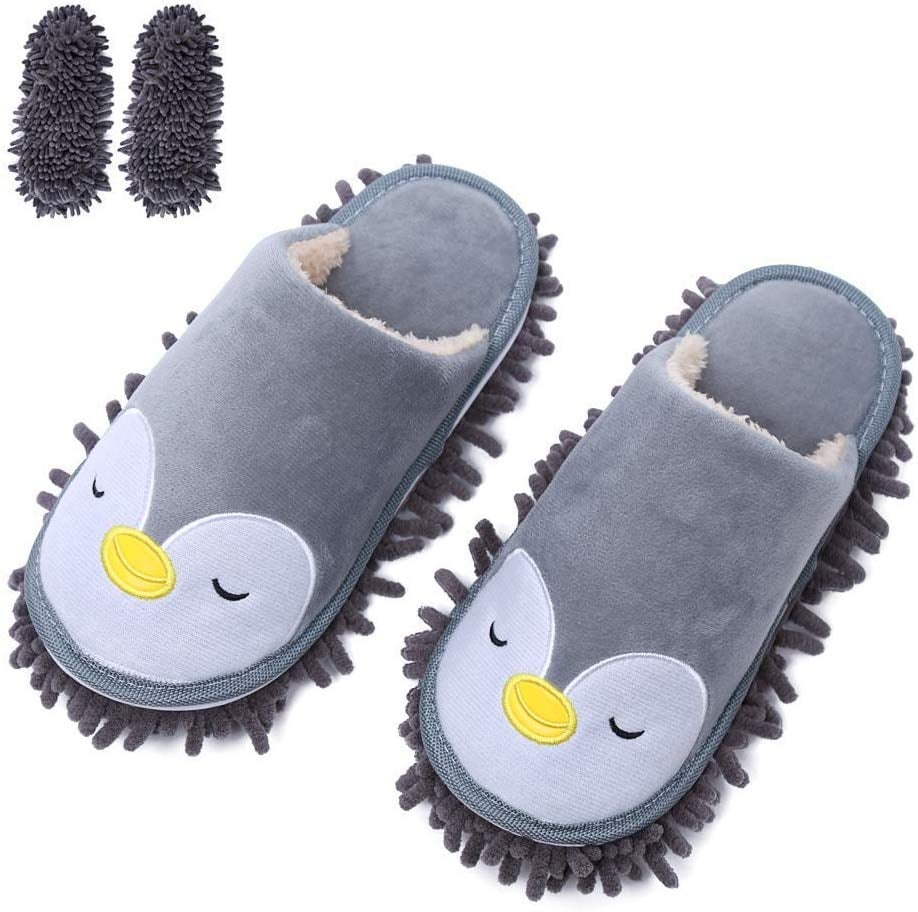Mop Cleaning Dusters House Slippers