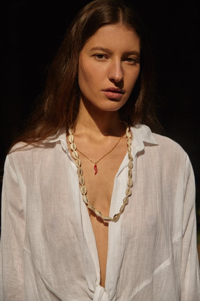 Gimaguas All Coquillage Necklace