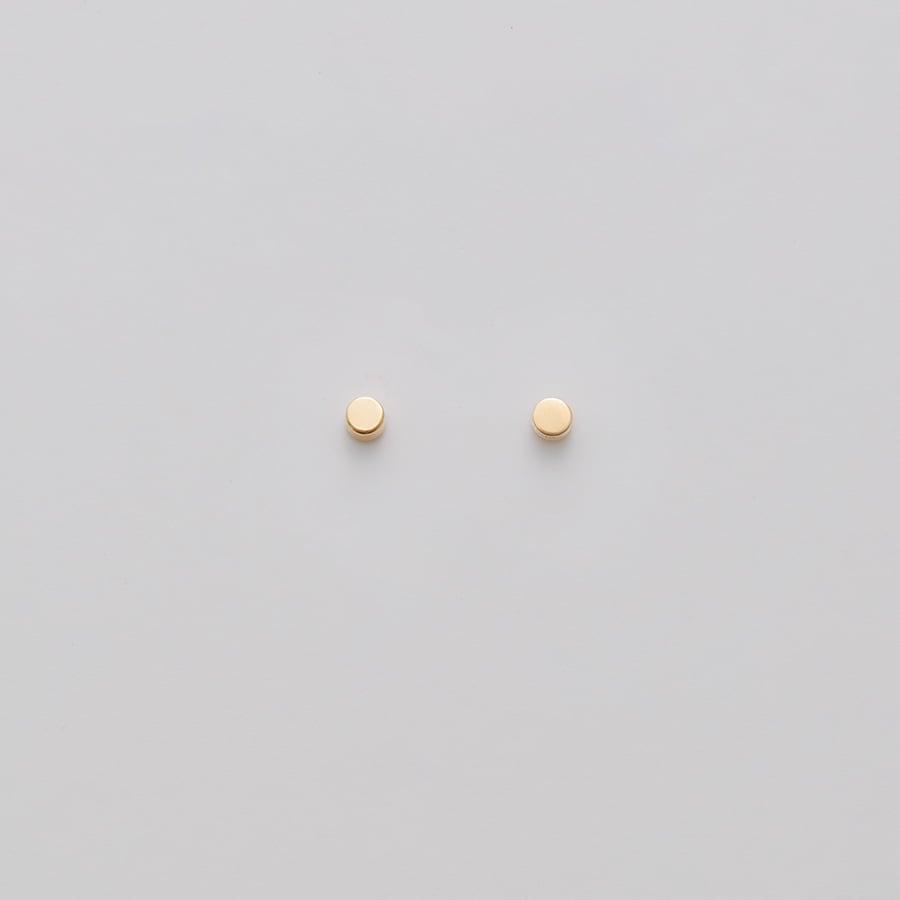 Cuyana Cercle Stud Earrings