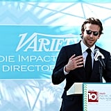 Bradley Cooper gave a speech.