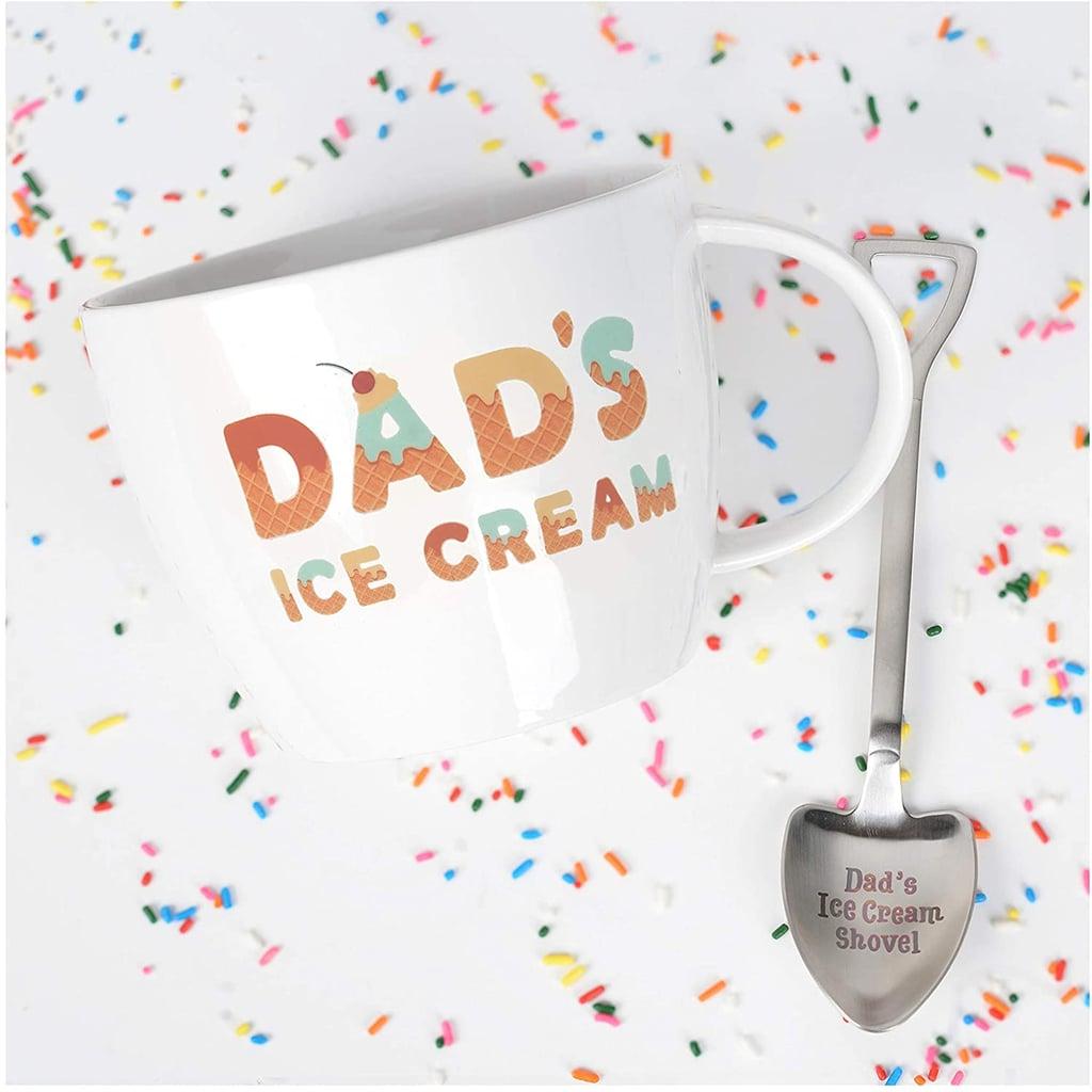 Dad's Ice Cream Bowl Mug