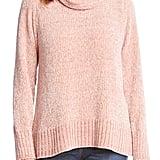 Karen Kane Chenille Cowl Neck Sweater