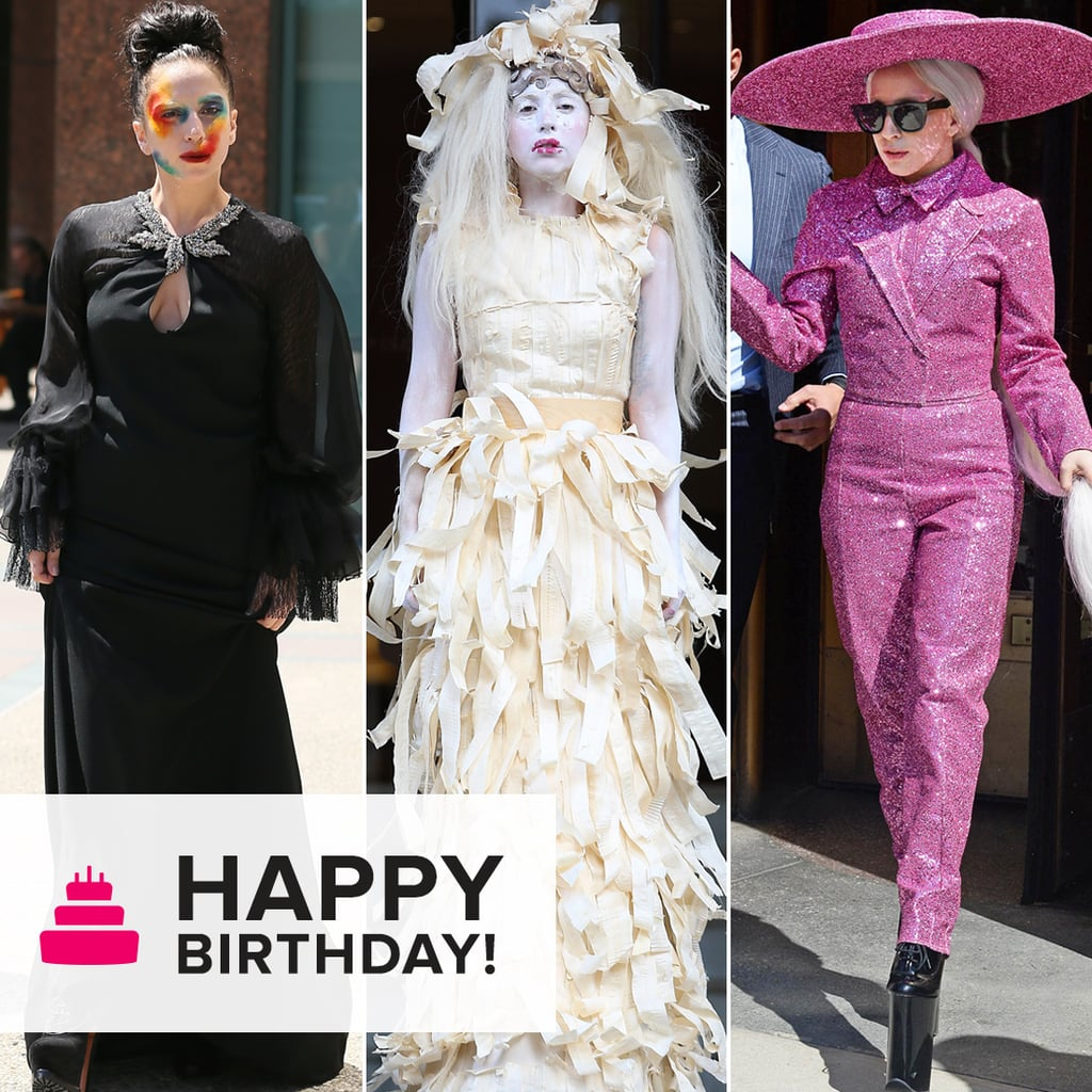 Applause, Applause: Lady Gaga's 28 Most Iconic Fashion Moments