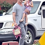 Freddie Prinze Jr. carried Charlotte in LA.