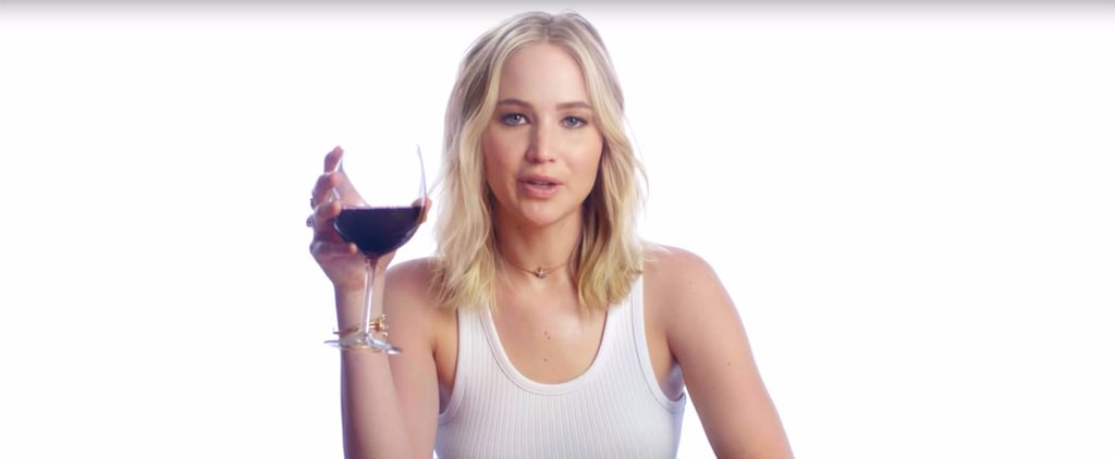 Jennifer Lawrence Invites You to Go Wine Tasting With Her and Drunk Dial Your Exes
