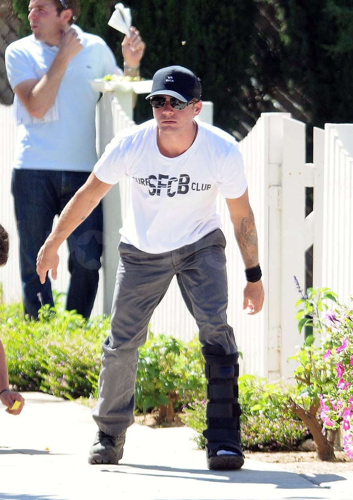 Pictures of Ryan Phillippe and Matthew McConaughey