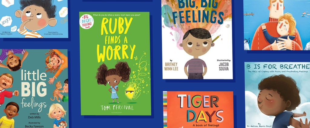 Books That Teach Kids About Emotions and Expressing Feelings
