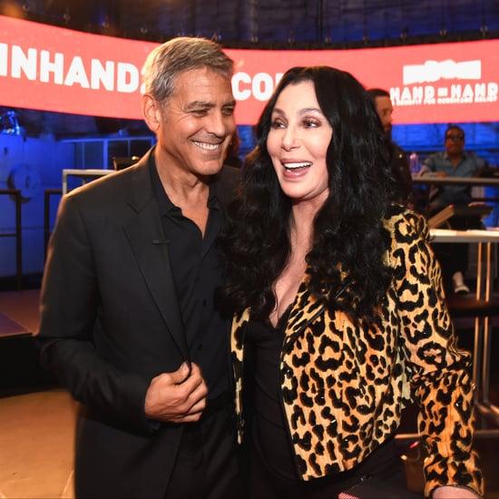 Celebrities at Hand in Hand Hurricane Relief Benefit 2017