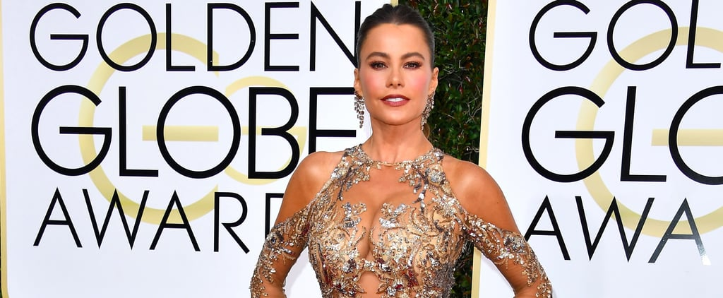 Sofia Vergara's Zuhair Murad Dress at the 2017 Golden Globes