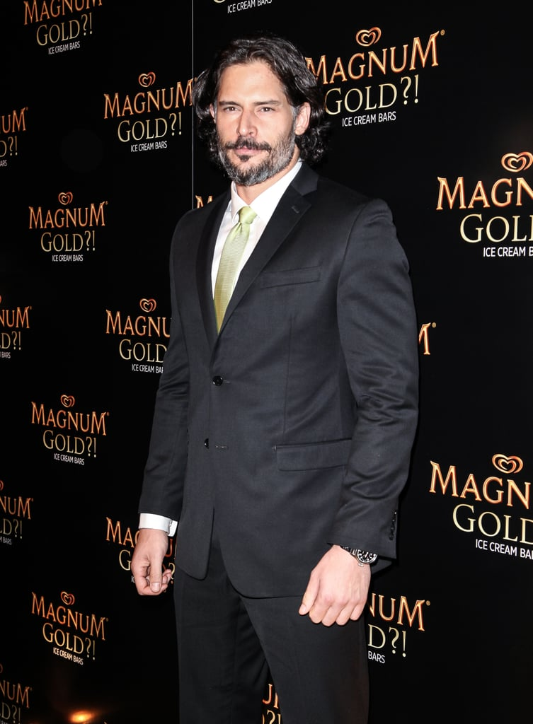 Joe Manganiello Suits Up to Debut Tasty New Ice Cream Ad
