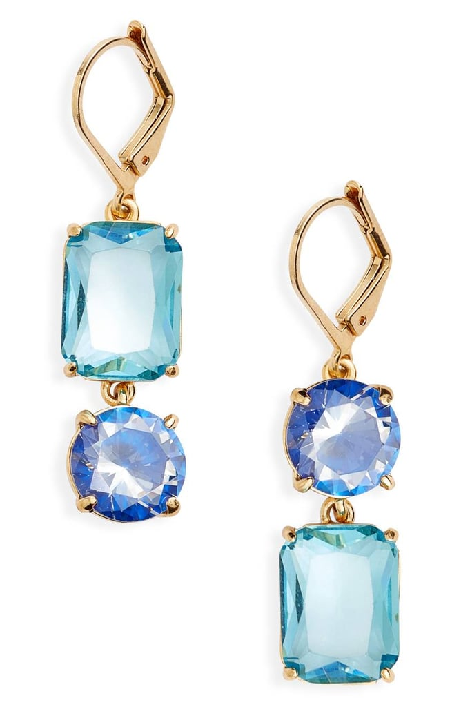 Kate Spade Shine On Mismatched Drop Earrings