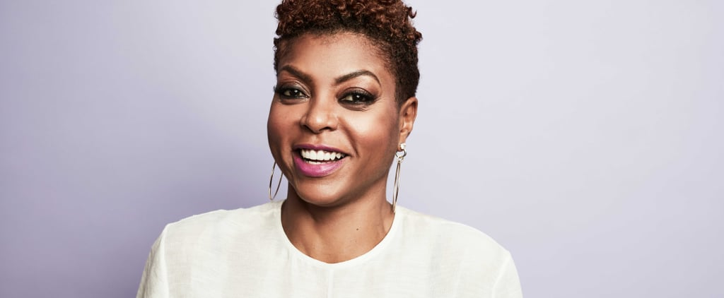 """Taraji P. Henson Talks About Her """"Special Diet"""" and What It Means to Love Yourself"""