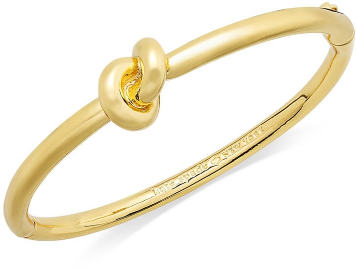 Kate Spade Sailor's Knot Hinge Bangle Bracelet (£67)