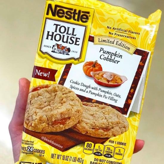 Nestle Tollhouse Pumpkin Cobbler Cookies