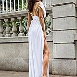 Maketina Sexy Backless Dress