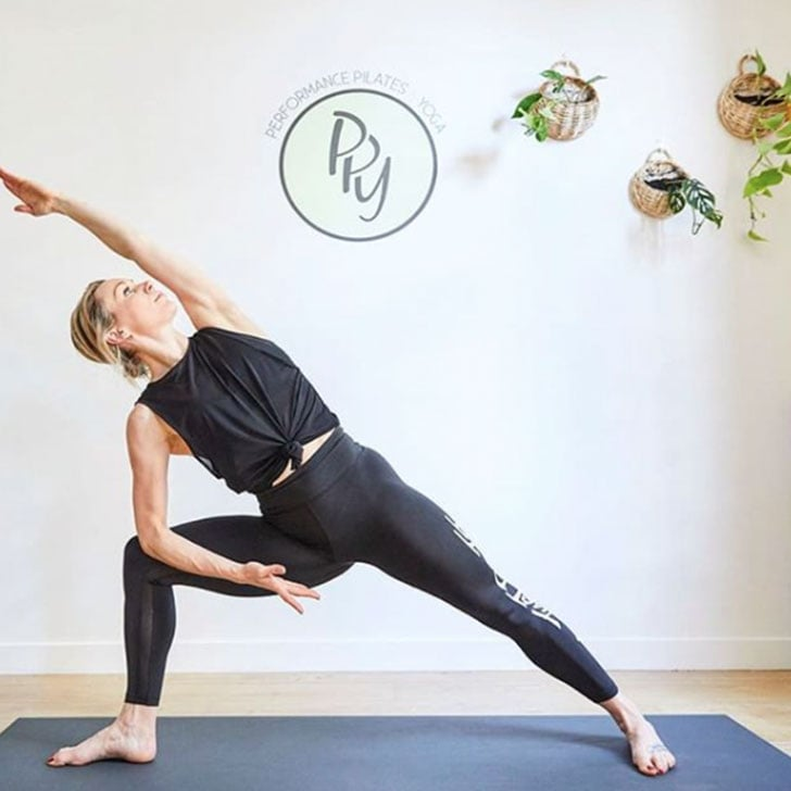 20 Minute HIIT Pilates Workout From Stef Turner