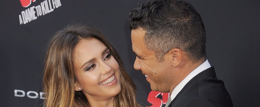 Jessica Alba and Cash Warren Have Had the Look of Love For Years