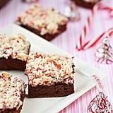 Candy Cane Kisses Sponge Cake