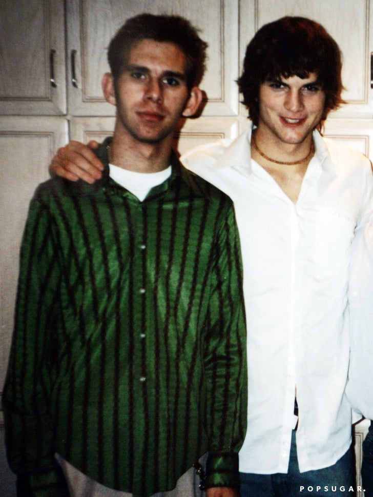 Ashton Kutcher  Celebrities That Are Twins  Pictures -6636