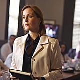 PS: Even Her Lab Coats Were Suit-Like