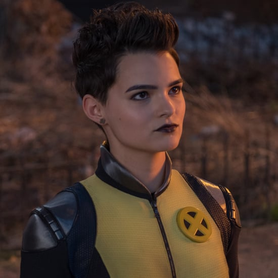 Who Plays Negasonic Teenage Warhead in Deadpool?