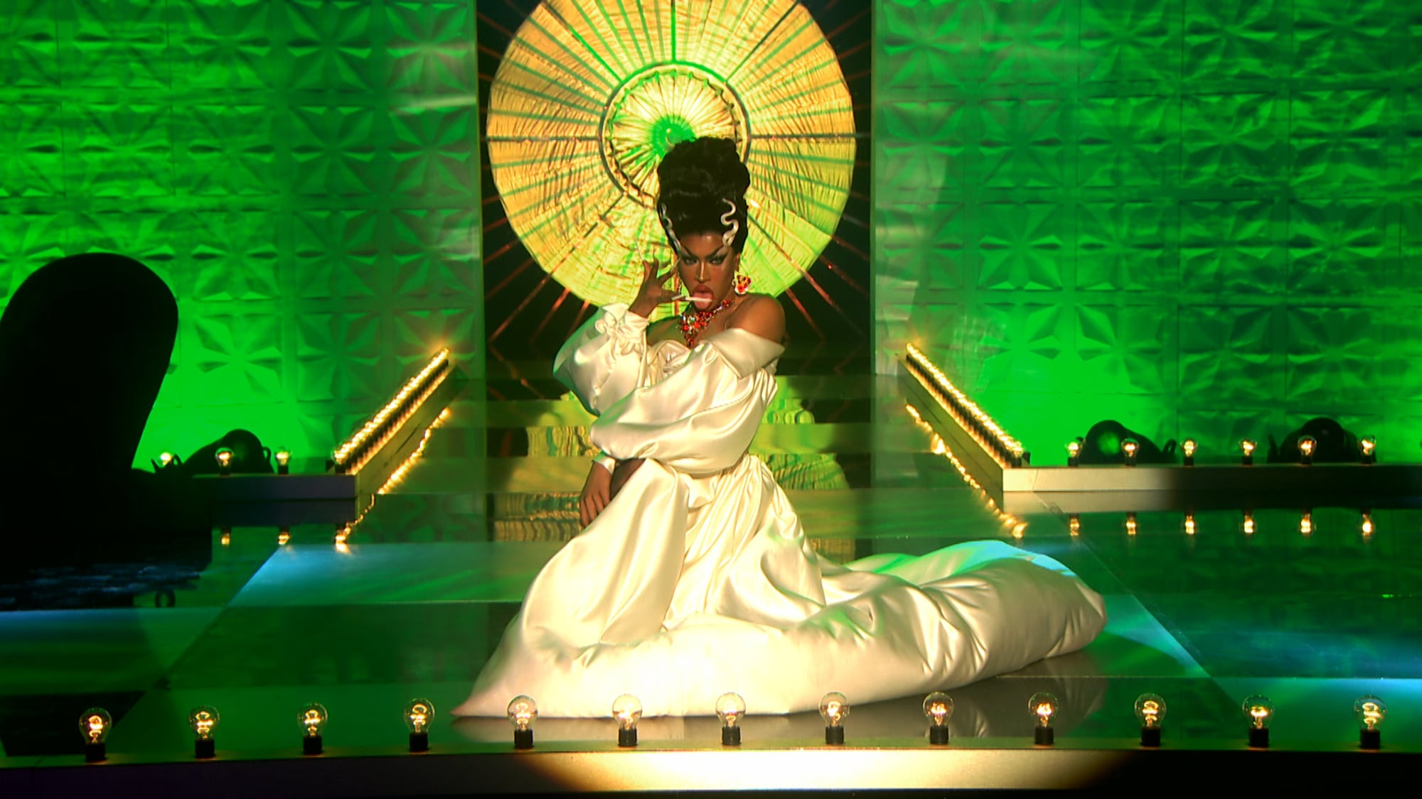 Programme Name: RuPaul's Drag Race UK series 2 - TX: n/a - Episode: RuPaul's Drag Race UK series 2 episode 4 (No. 4) - Picture Shows:  Tayce - (C) World of Wonder - Photographer: World of Wonder