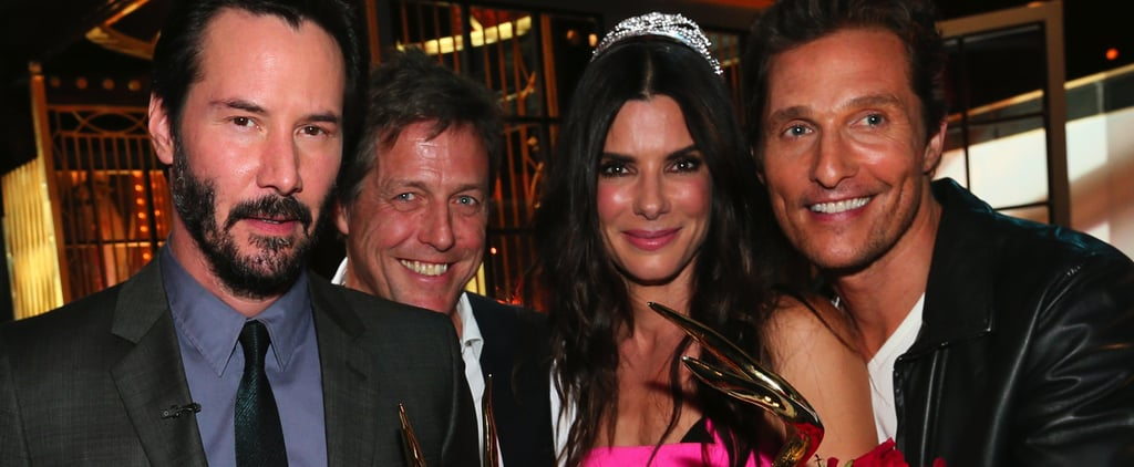 Why Are Keanu Reeves, Hugh Grant, and Matthew McConaughey Still Crushing on Sandra Bullock?