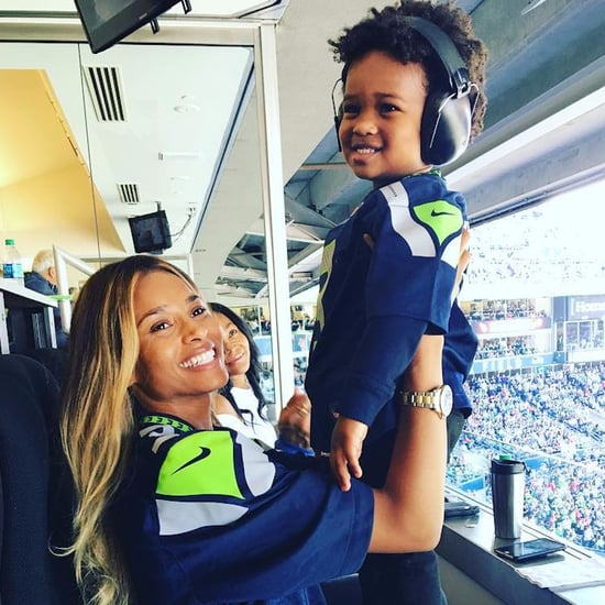Ciara Baby News Double Standard | Video