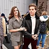 September 2018:  The Pair Make Their New York Fashion Week Debut