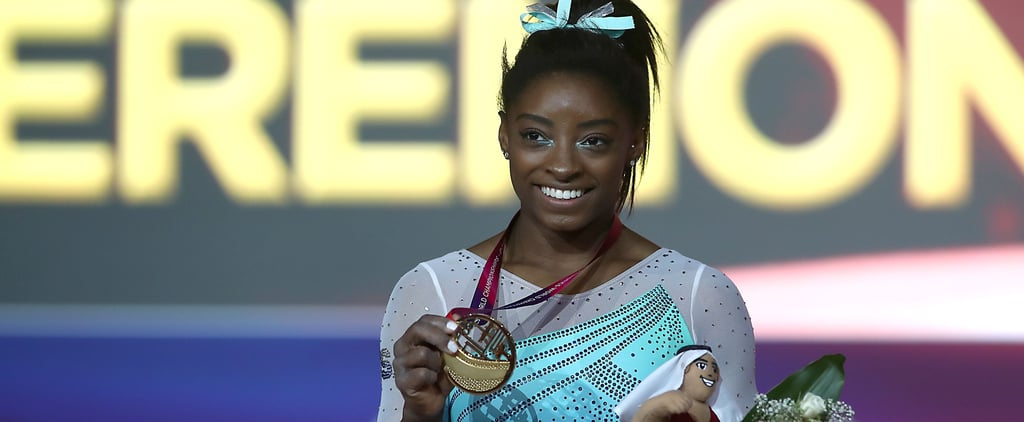 How Many World Championship Medals Has Simone Biles Won?