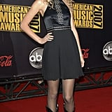 2007: Taylor Swift Attended the AMAs For the First Time