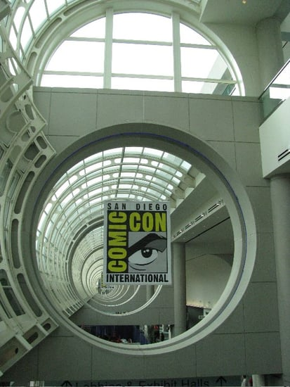 Preview of Events at San Diego Comic-Con 2009