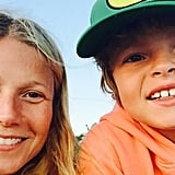 "Gwyneth wished Moses a happy ninth birthday in April 2015, saying, ""You are an incredible, amazing, beautiful boy inside and out."""