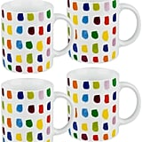 Splash of Color Mugs Set  ($32)