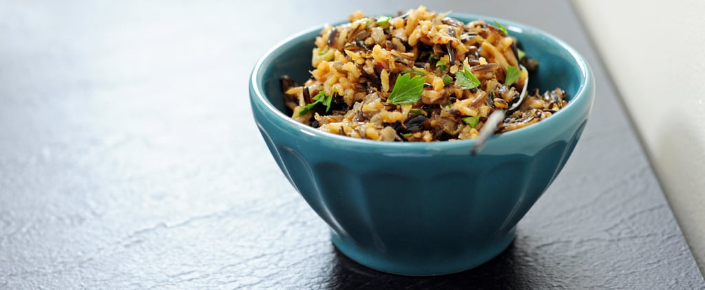Wild Rice and Mushroom Dressing Recipe