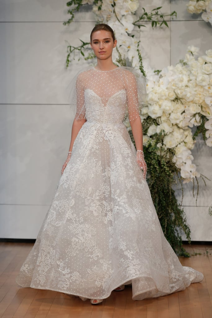 Wedding Dress Trends Spring 2018