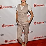 Shailene at CinemaCon