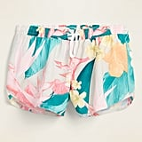 Old Navy Dolphin-Hem Run Shorts