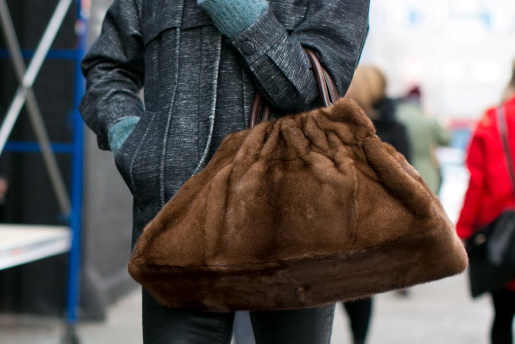 This bag is just begging to be touched.