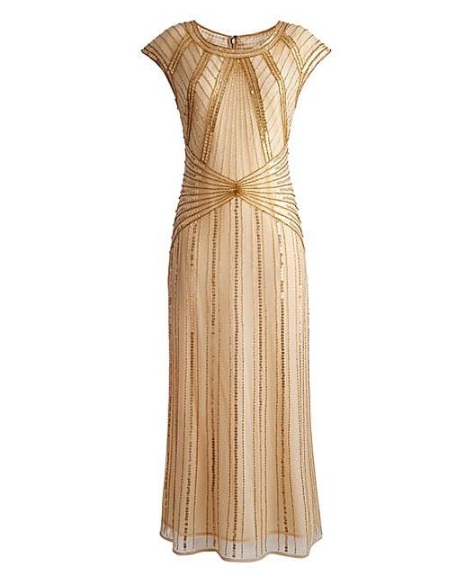 Joanna Hope Beaded Maxi Dress (£130)