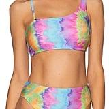 Becca by Rebecca Virtue Lani Tie-Dye Bikini