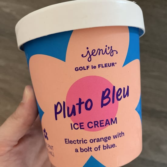 Jeni's Ice Cream Pluto Bleu Flavour Review