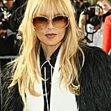 Rachel Zoe rocked sunglasses in Paris.